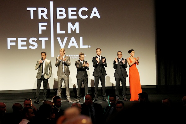 Marvel Studios Presents Marvels The AVENGERS Closing Night of The Tribeca Film Festival