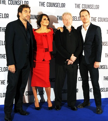 """The Counselor"" - Photocall"
