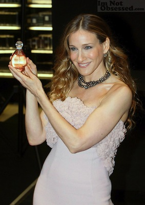 SJP 'Lovely' in Paris