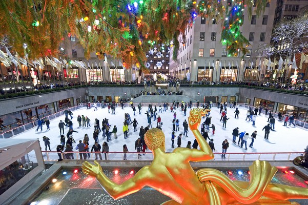 Christmas at Rockefeller Center, 2009