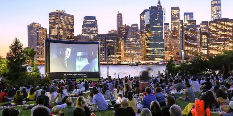 syfy movies with a view brooklyn bridge park copy