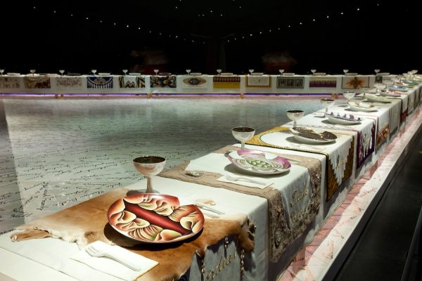 The Dinner Party by Judy Chicago (1)-min